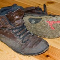 Ein teuerer Flopp: die Tracker von Vivobarefoot