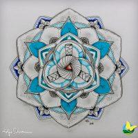 Mandala - Der Krieger